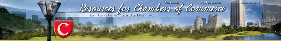 Chamber of Commerce Promotions and Fundraisers